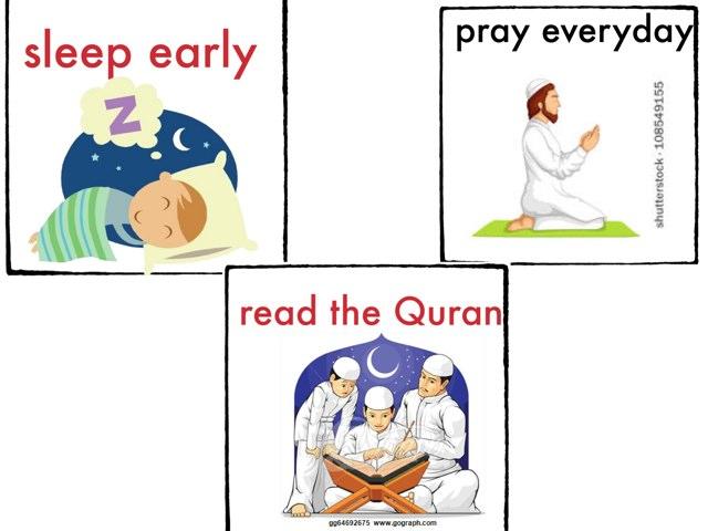 Grade 4 Good To Bad To,should by Mariam Abu Kamar