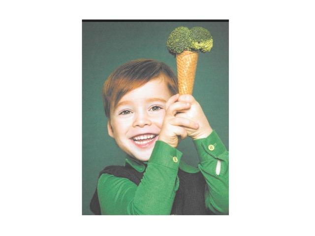Groentengekte by Sandy Compernolle