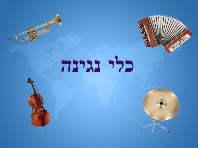 כלי נגינה by Revi R