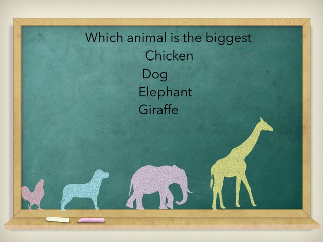 Learning Animals  by Pilot Elementary