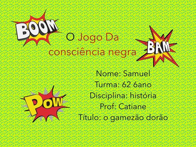 O Jogo DAORA by Rede Caminho do Saber