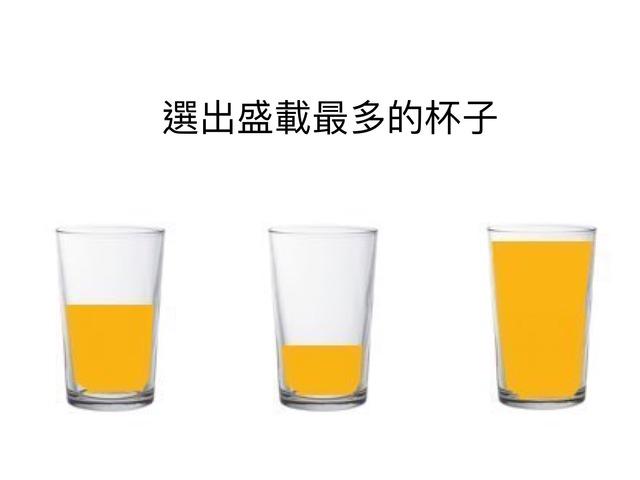 選出盛載最多的杯子 by Churk Hcmlsyl