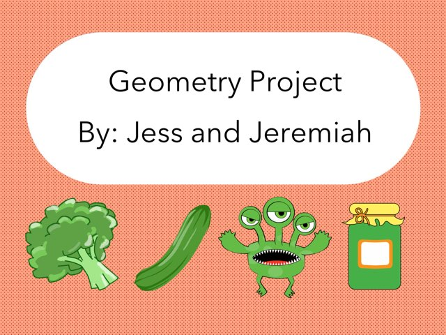 Geometry Project JVJR by Jessica Vo