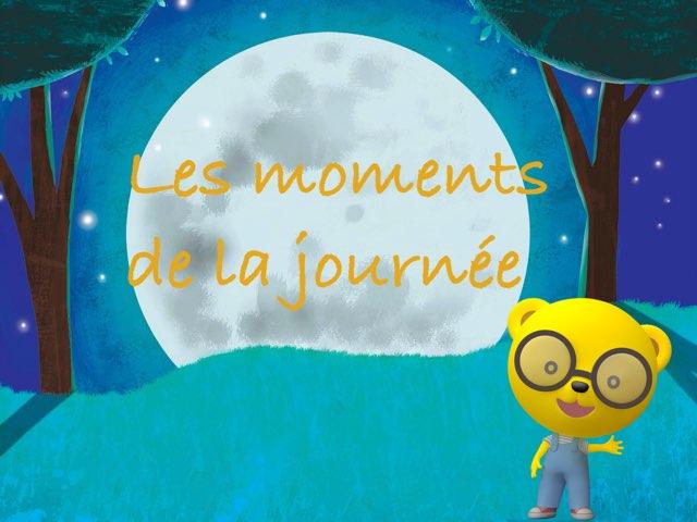 Moments de la journée by Marie-Claude GR