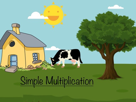 Simple Multiplication by Michelle Cabalo