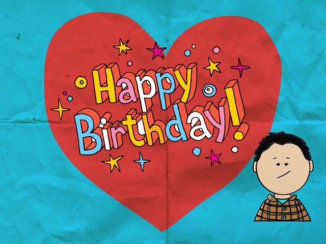 Make a birthday card by Wanxin Li