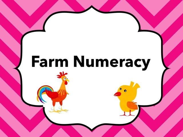 Farm numeracy! by Nurul Shaffezah