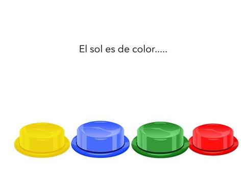 Reconocimiento De Colores  by sofia leon