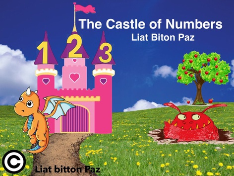 The Castle Of Numbers by Liat Bitton-Paz