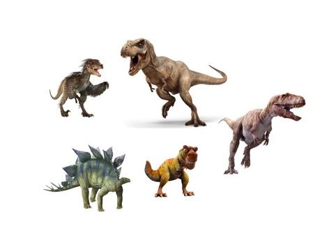 Dinosaur Game by Misha