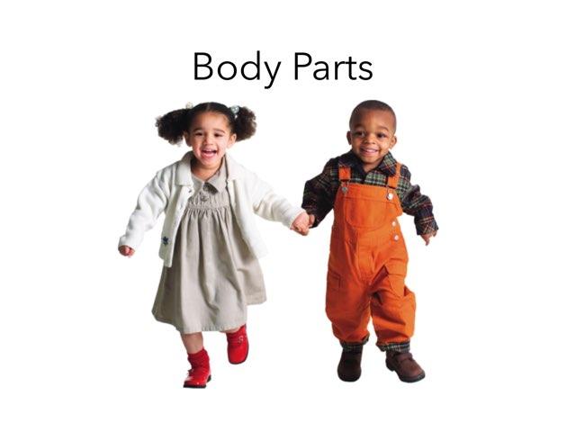 Body Parts by Michelle Maxson