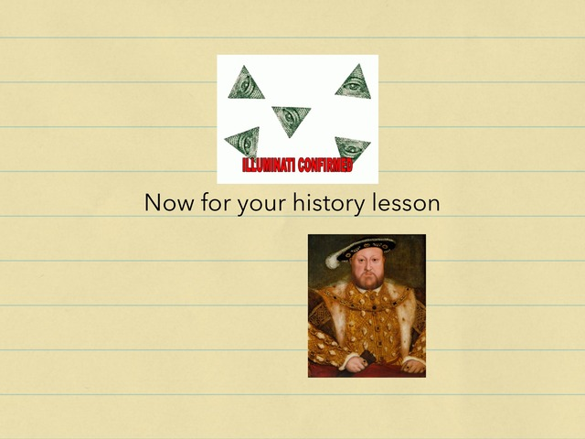 History Lesson 1 by Colourful Crew