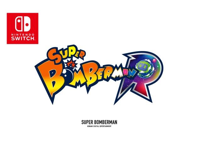 Nintendo Switch - SUPER BOMERMAN R by Nintendo Inc.