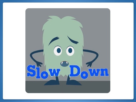 Slow Down - Music Video by Miss Humblebee