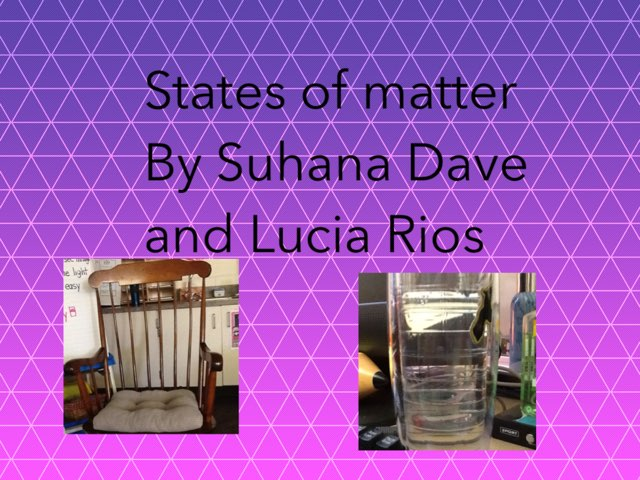 Lucia Rios by Hulstrom 1st Grade