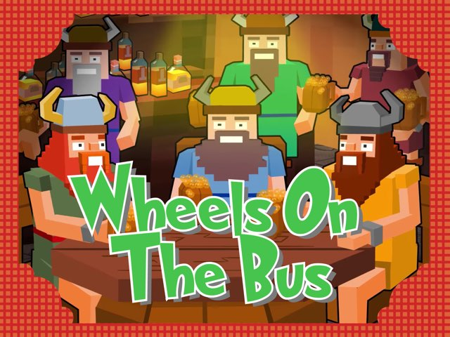 Wheels On The Bus  by Baby Cortex