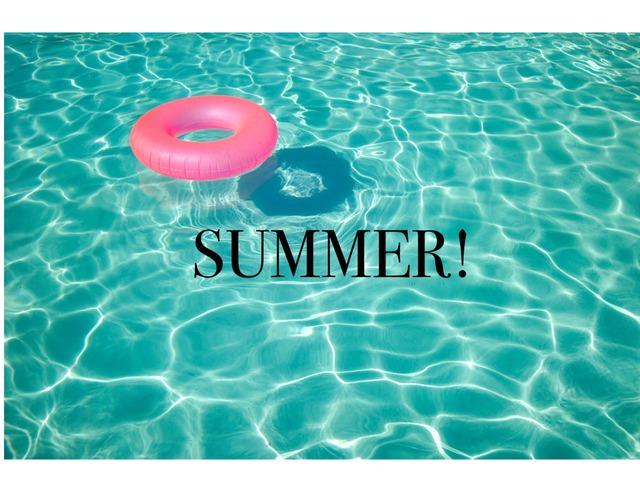 Summer! by bunny Hopz