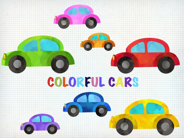 Colorful Cars Puzzle by Hadi  Oyna