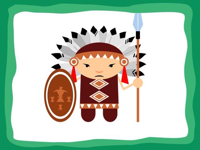 Indianen by Tessa Pattyn
