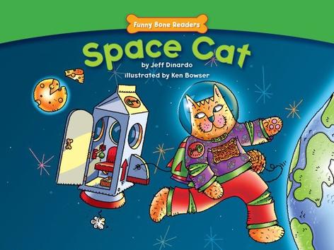 Space Cat (EN UK) by Red Chair Press
