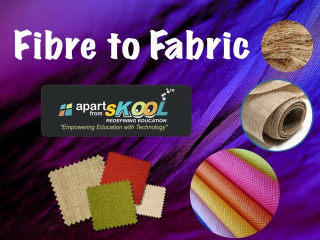 Fibre To Fabric by TinyTap creator