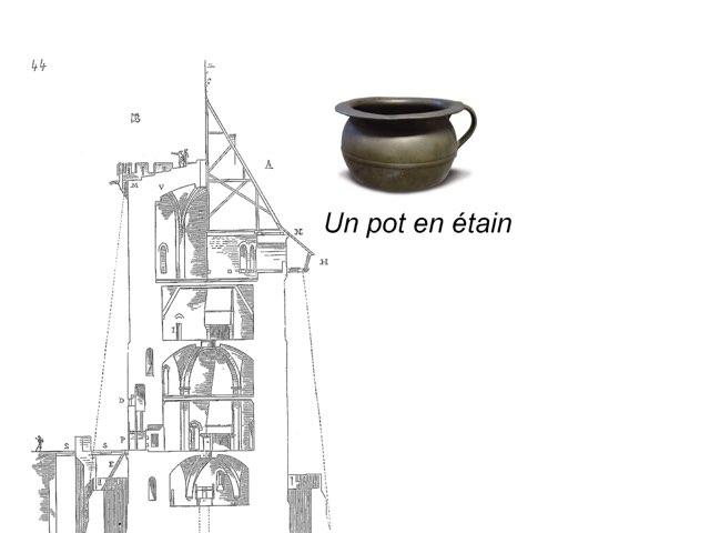 La Tour Des Potiers D'Étain  by Candice Dge