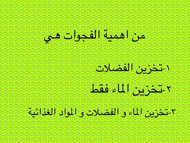 عضيات الخلية  by Shaimaa Mohammed