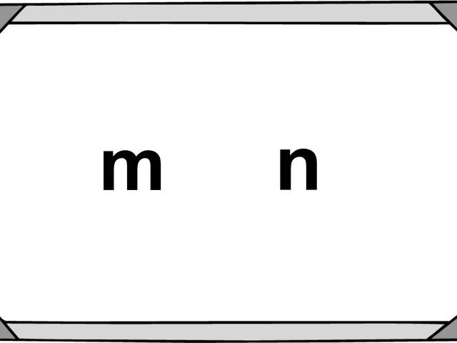 M Of N? by Elke Laenen