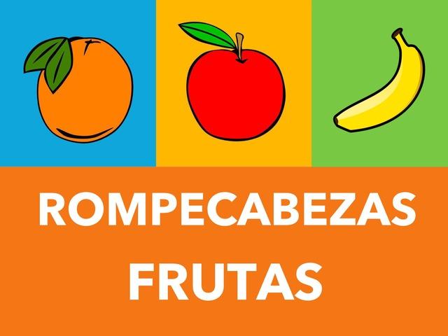 Rompecabezas Frutas by Tiny Tap