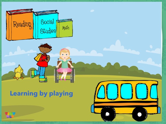 Playing Is Learning by Arik Born