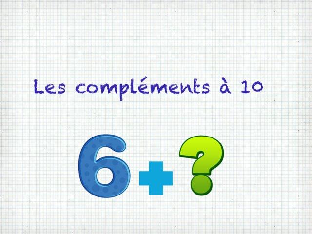 Les Compléments à 10 by Emmanuelle Botta