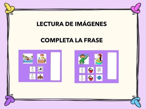 Lectura De Imágenes. by Francisca Sánchez Martínez