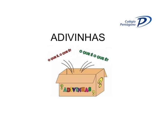 ADIVINHAS by Alessandra  Pellicciari