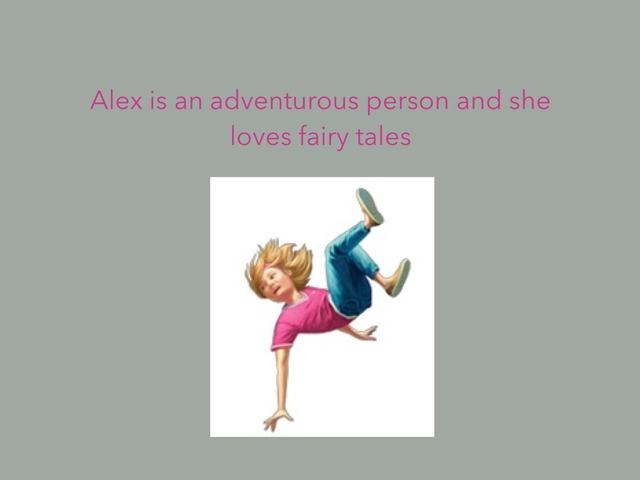 Alex by Mr Torrey