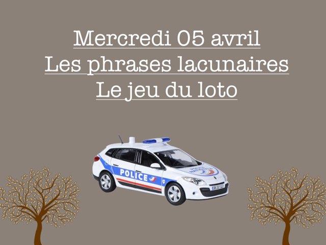 M - Mer05 - Phrases Et Loto  by Caroline Gozdek