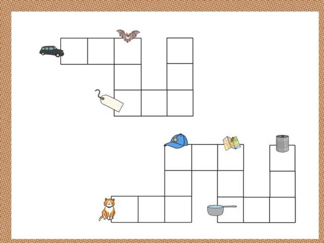 Cvc Crossword by Deborah Fletcher