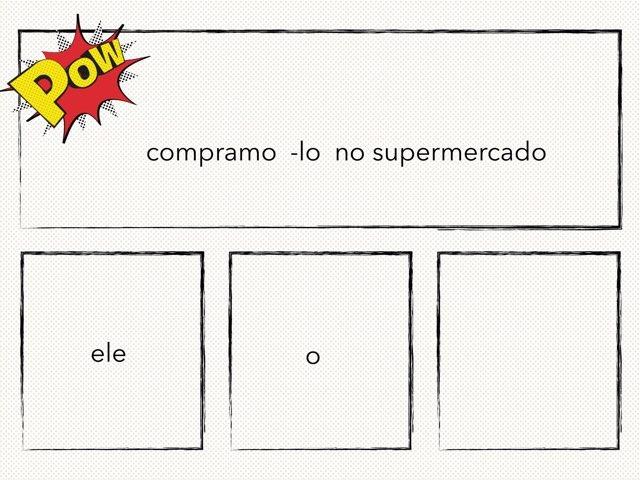 Pronomes parte 2 by Duda Unicórnio Fofa