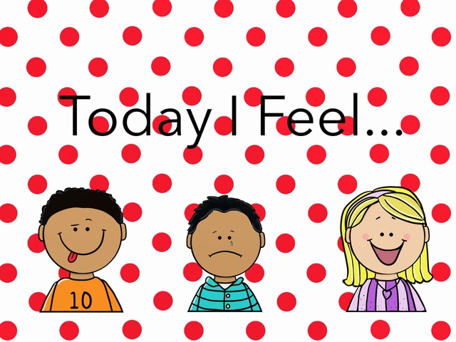 Today I Feel... by Ruby McClellan
