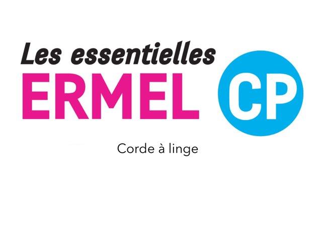 Corde À Linge -ERMEL CP by Fabien EMPRIN