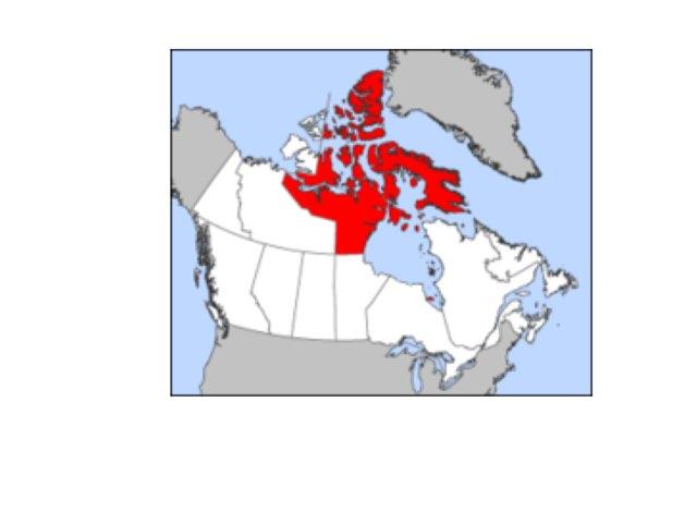 Nunavut Trivia Game by 3NM iPad