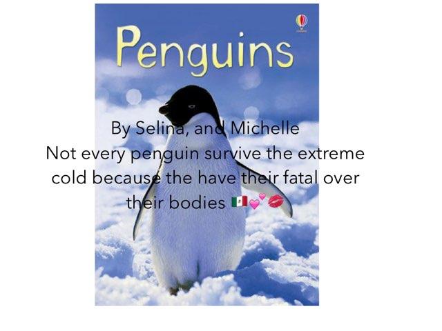 Penguins  by Jane Miller _ Staff - FuquayVarinaE
