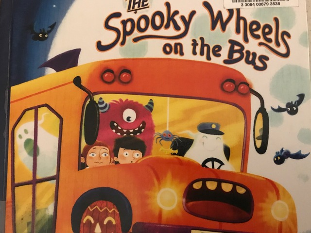 Spooky Wheels On The Bus 2 by Lori Board