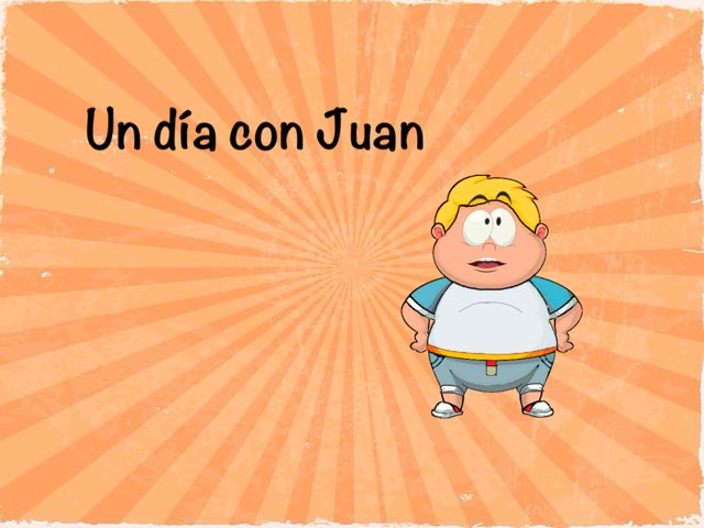 Un Día Con Juan  by Elena Perea