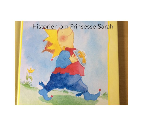 Prinsesse Sarah by Rikke Law