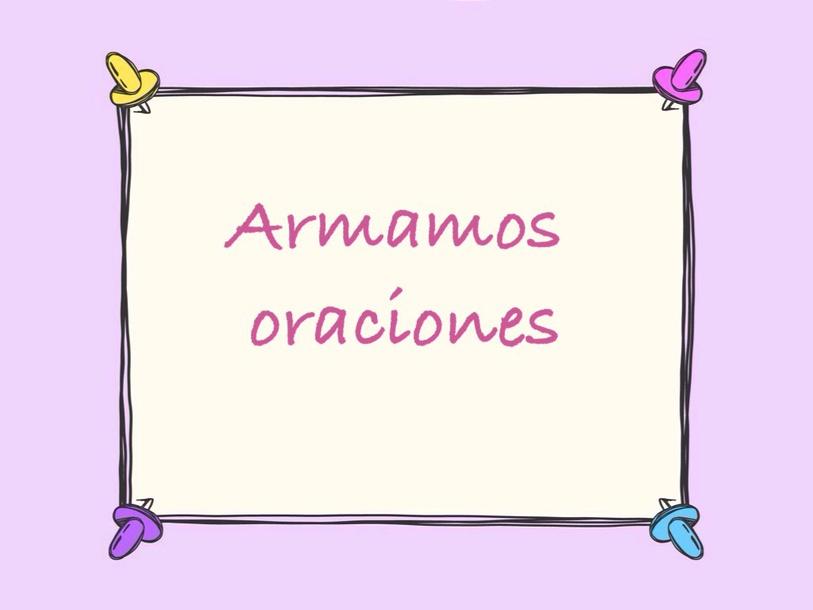 Oraciones 4 by Estefanía Vega Cid