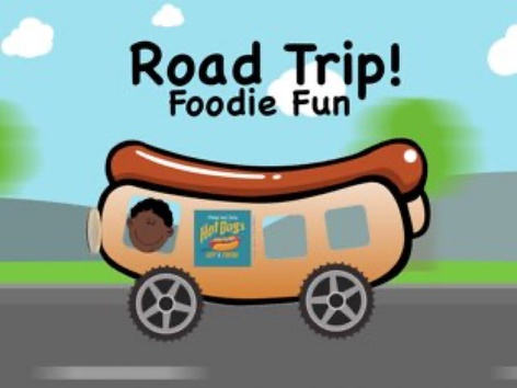 Road Trip - Foodie Fun by Ellen Weber