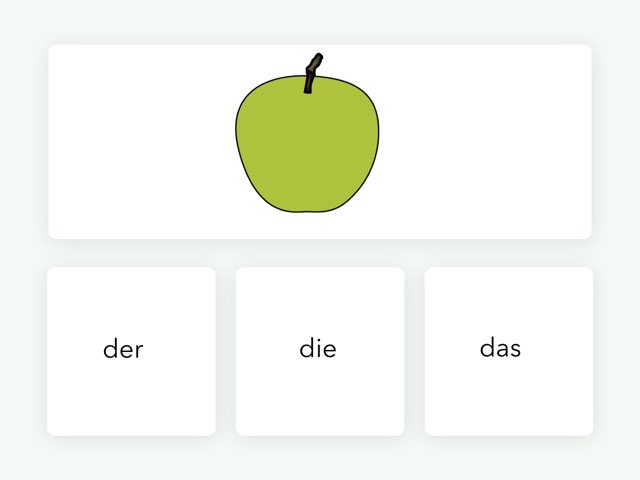 Der Die Das by Jennifer Niño