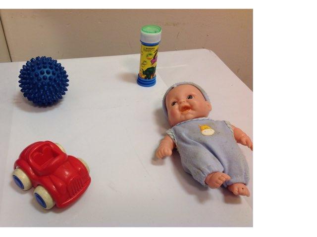 זיהוי צעצועים by המרכז הטכנולוגי בית איזי שפירא