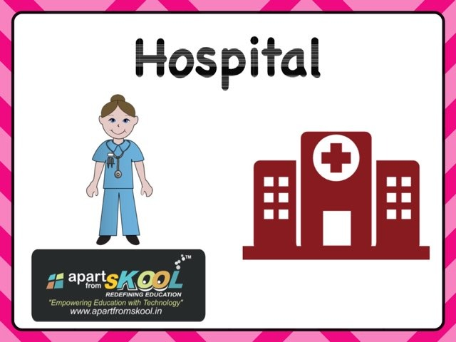 Hospital by TinyTap creator
