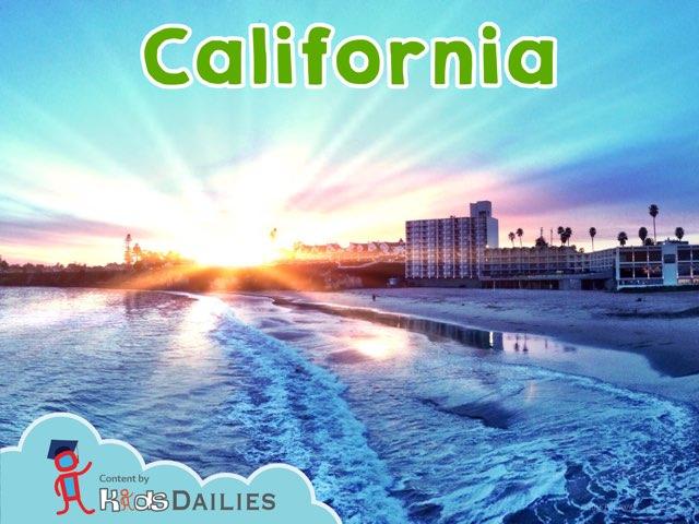California by Kids Dailies